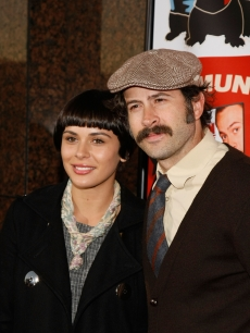 Ceren Alkac and Jason Lee