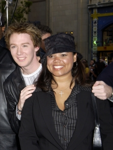 Clay Aiken & Kimberley Locke in 2003