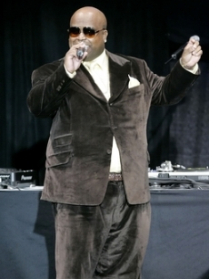 Cee-Lo performs on the BMI stage