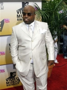 Cee-lo VMA 06 Arrival AP