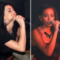 Katy Perry and Solange Knowles rock in West Hollywood