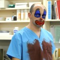 "Rob Corddry stars as Dr. Blake Downs in ""Childrens' Hospital,"" a new original digital series for TheWB.com"