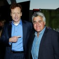 Conan O'Brien and Jay Leno, 2003