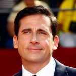 Steve Carell arrives at the 60th Primetime Emmy Awards held at Nokia Theatre on September 21, 2008 in Los Angeles, California