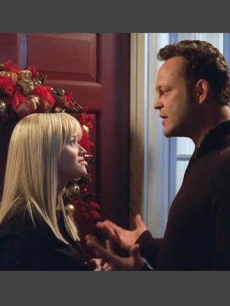Reese Witherspoon and Vince Vaughn in 'Four Christmases'