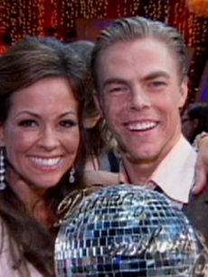 Brooke Burke Crowned 'Dancing' Queen!