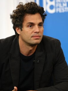 Mark Ruffalo at a Toronto press conference, Sept. 10, 2008