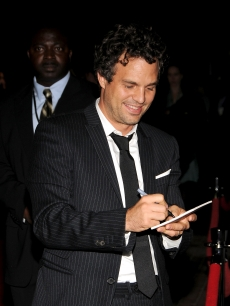 Mark Ruffalo arrives at 'The Brothers Bloom' premiere during the 2008 Toronto International Film Festival