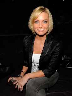 Jaime Pressly attends Britney&#8217;s bash