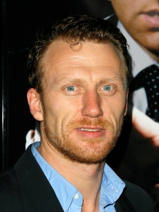 Kevin McKidd in LA (Nov. 2008)