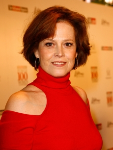 Sigourney Weaver arrives at the 17th Annual Women In Entertainment Power 100 breakfast in Beverly Hills