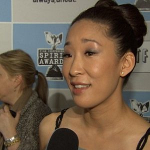 Sandra Oh Talks 'Grey's Anatomy'