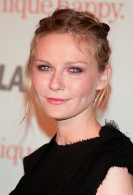 Kirsten Dunst attends the Glamour Reel Moments party held at the Directors Guild of America on October 9, 2007 in Hollywood, California