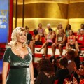 Alison Sweeney during the 'Biggest Loser' finale