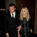 Guy Ritchie and Madonna, Sept. 2008