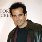 David Copperfield at the Victoria's Secret Fashion Show in 2003
