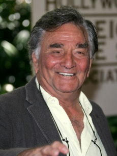 Peter Falk in Beverly Hills (Aug. 2007)