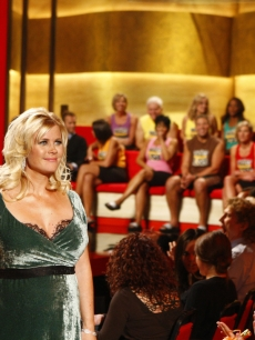 Alison Sweeney during the &#8216;Biggest Loser&#8217; finale