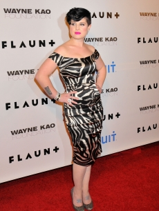 Kelly Osbourne attends Flaunt Magazine's 10th Anniversary Party in LA
