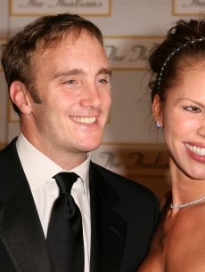 Jay Mohr and wife Nikki Cox at the 51st Annual Thalians Ball
