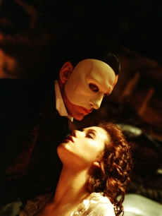 Gerard Butler and Emmy Rossum in 2004's 'Phantom of the Opera'