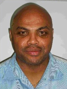 Charles Barkley mugshot