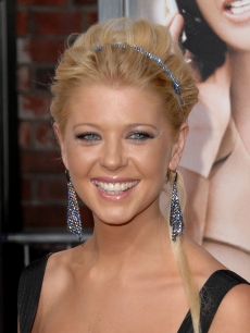 Tara Reid at the premiere of 'The Women'