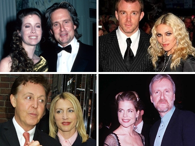 Top 10 Hollywood Divorces