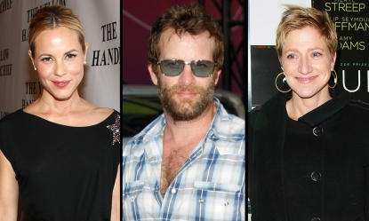 Maria Bello, Thomas Jane and Edie Falco