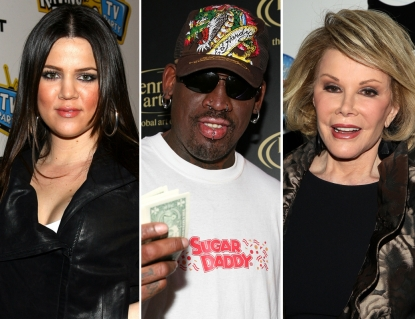 New 'Celebrity Apprentice' cast - Khloe Kardashian, Dennis Rodman and Joan Rivers
