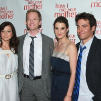 Alyson Hannigan, Neil Patrick Harris, Cobie Smulders, Josh Radnor of CBS's 'How I Met Your Mother'
