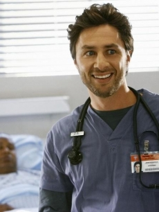 "Zach Braff on ""Scrubs"""