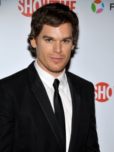 Michael C. Hall attends Showtime&#8217;s post-Golden Globes party
