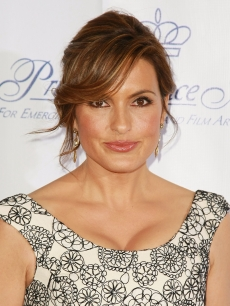 Mariska Hargitay at a gala, 2008