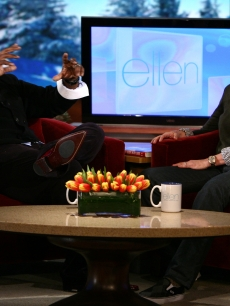 'American Idol' judge Randy Jackson makes an appearance on 'The Ellen DeGeneres Show'