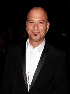 Howie Mandel arrives to the post-Emmys Governor's Ball (Sept. 2008)