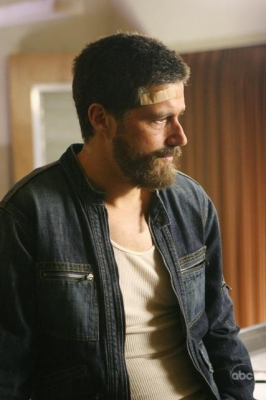 Matthew Fox as Jack Shephard in 'Lost'