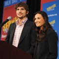 "Ashton Kutcher & Demi Moore introduce ""The Presidential Pledge"" video"
