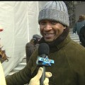 On The Scene: Stars At Obama's Inauguration — Usher