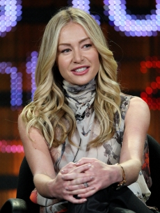 Portia de Rossi of the television show &#8216;Better FF Ted&#8217; attends the Disney/ABC Television Group portion of the 2009 Winter Television Critics Association Press Tour
