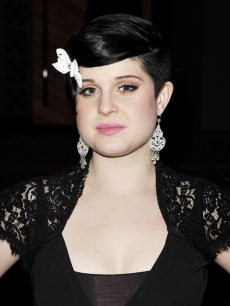 Kelly Osbourne at the 2009 Fox Winter All-Star Party in LA