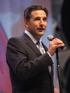 Billy Baldwin attends the Creative Coalition's Students Inaugural Program at the Cole Field House at the University of Maryland on January 19, 2009
