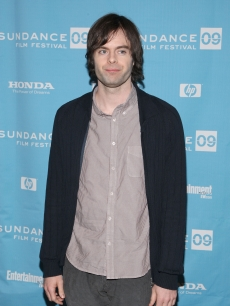 Bill Hader attends the premiere of 'Adventureland' at Sundance 2009