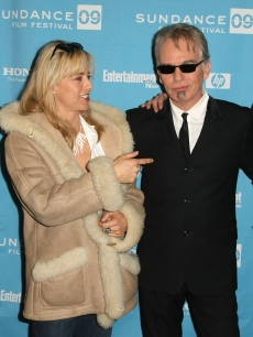 Tea Leoni and Billy Bob Thornton attends the premiere of 'Manure' held at Eccles Theatre