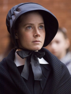 Amy Adams as naive young nun Sister James in &#8216;Doubt&#8217;
