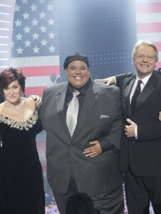 'America's Got Talent' Season 3 Live Finale: Piers Morgan, Sharon Osbourne, Neal E. Boyd, Jerry Springer, David Hasselhoff