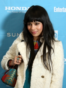 Zoe Kravitz attends the screening of 'The Greatest' held at the Eccles Theatre during the 2009 Sundance Film Festival on January 17, 2009 in Park City, Utah