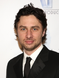 Zach Braff arrives at the 20th Annual Producers Guild Awards held at the Palladium on January 24, 2009 in Hollywood, California