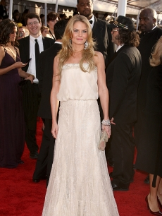 Jennifer Morrison from 'House' arrives at the 15th Annual Screen Actors Guild Awards