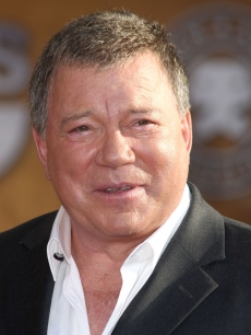William Shatner arrives in style to the SAG Awards red carpet